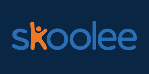 Skoolee Logo Better Looking With New Theme Design -- Manually Created